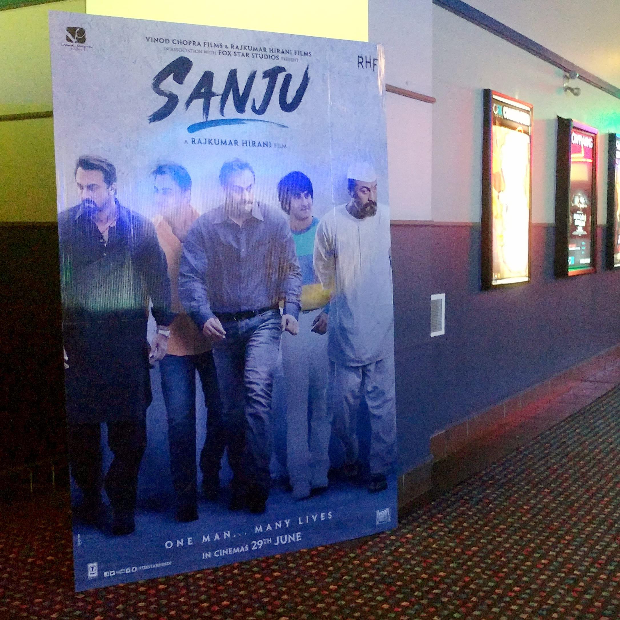 #18 Sanju