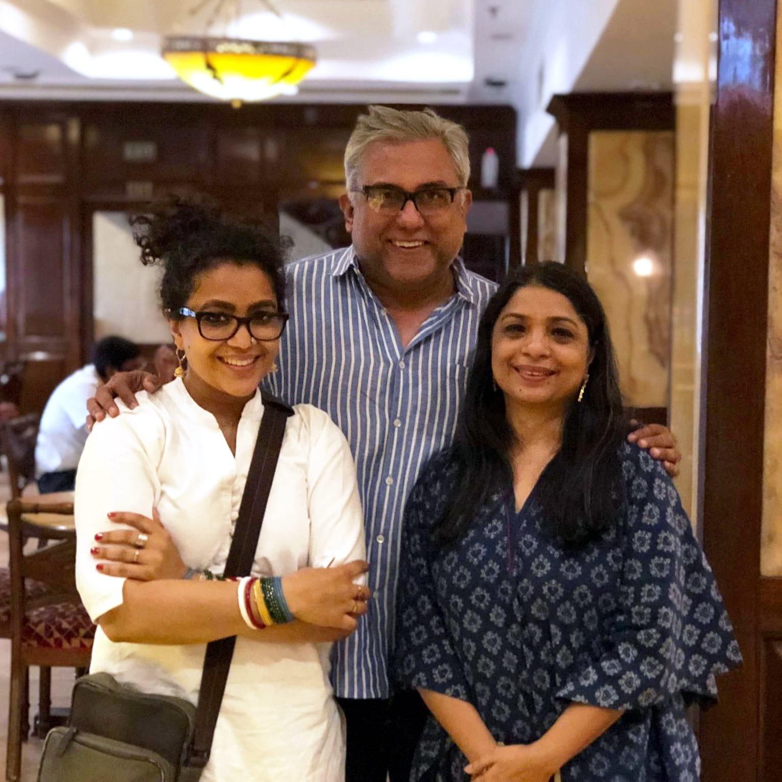 #20 Film Critics: Shubhra Gupta and Aseem Chhabra